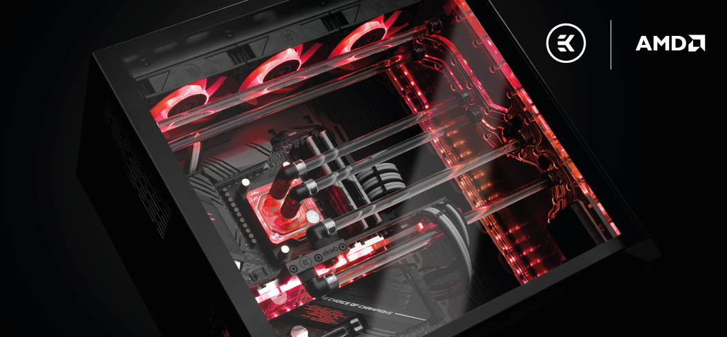 EK and AMD Join Forces to Embody the Spirit of High-Performance Computing with Fluid Gaming