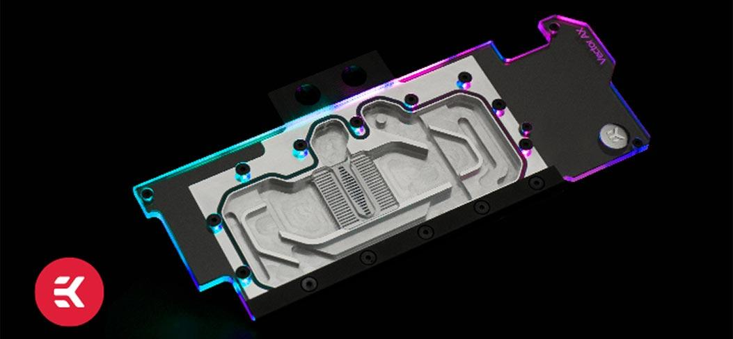 EK Releases Aluminum Based Water Blocks for NVIDIA RTX Series Graphics Cards