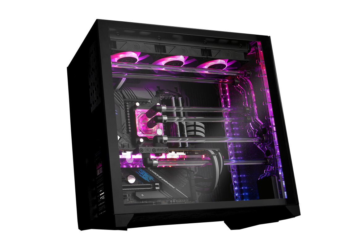 EK Fluid Gaming PC